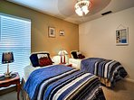 Guest bedroom is perfect for kids or extra guests