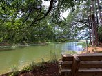 You'll definitely want to check out the Inlet Cove walking trail to nearby Beachwalker Park.
