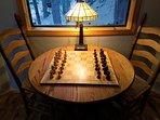 Deluxe chess set!