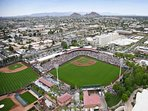 Less than 2 miles from Scottsdale Stadium (Home of the SF Giants)