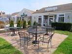 Walk up to Chatham Perk for your morning coffee- Chatham Cape Cod New England Vacation Rentals