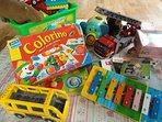 Games for children (indoor & outdoor)