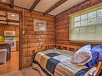 The kids will love a spot all their own in the third bedroom.