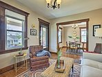 Enter into this gorgeously updated home, with 2,800 square feet of space.