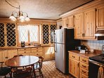 Plenty of room in this kitchen for your helpers.