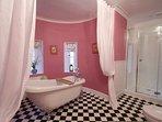 West wing bathroom