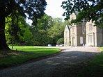Kinblethmont house form south drive
