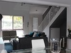 3 Bedroom Townhouse with free parking & unlimited wifi