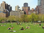 Visit the Great Lawn in Central Park, Enjoy the city and make a day of it.
