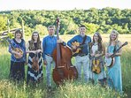 Rated #1 Show - The Petersen Family - Bluegrass, Comedy, Fun & More!