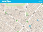 Find Blue Bikes to rent conveniently on Bayou Rd and drop off/rental points