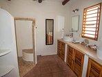 Bedroom #4's private Bathroom