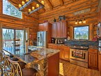 Cooking in this beautifully updated space is a real treat!