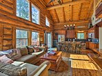 Make 'Grand Holiday Lodge' your next Mountain State vacation destination.