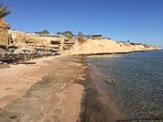 Our coral beach