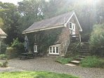 Barn Cottage. Detached two bedroom cottage sleeps four people.