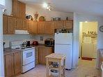 Kitchen / laundary