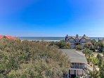 Ocean Views from Rooftop Deck!