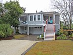 Front of 'Little Grey' on the Isle of Palms