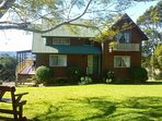 'Wittaview' is located 5 minutes out of Maleny