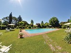 2 bedroom Apartment in Cegliolo, Tuscany, Italy : ref 5523472