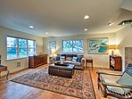 This home features 1,228 square feet of well-appointed living space.