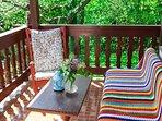 Small porch