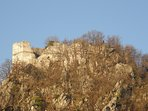 ruins of old town - Okić is a 30. min hike