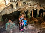 Hatchet Bay Caves is just 2 minutes away by car.