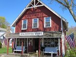 Remember penny candy? Be sure to visit the 1856 Country Store just a short drive away on your way to the beach! (555...