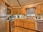 Home-cooking for large groups is more than easy with double the appliances.