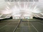 Community Indoor Tennis Courts