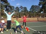 Community Outdoor Tennis