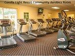 Community Cardio Room