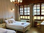 Dos camas de 105x190 cm