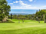 Golf Course and Beautiful Ocean Views