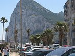 Gibraltar is one of many day trip options