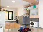 open kitchen with diswasher-SA PUNTA COSTA BRAVA