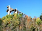 Olympic Ski Jumps!