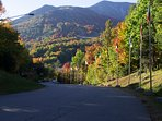 Autumn is breathtaking at Whiteface! Take a gondola ride to the top and enjoy the views.