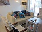 Sitting Room; sofa bed