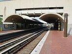 3 min Uber ride to Cheverly Metro