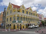 Penha building (1708) One of the most photographed buildings in the Caribbean