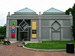 Arthur M. Sackler Gallery 27 minute subway ride from Cheverly Metro