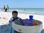 Our beaches are fun for all ages!