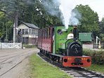 Bressingham Steam Museum and Gardens - a great day out for young and old !