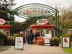 Banham Zoo is nearby for a family day out
