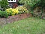 Thorpegate Cottage, garden