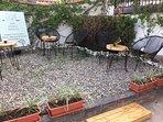 Shared area / Cafe - Garden
