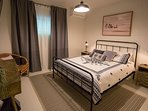 Bedroom 3 with Queen Size Bed, TV with Netflix & Stan